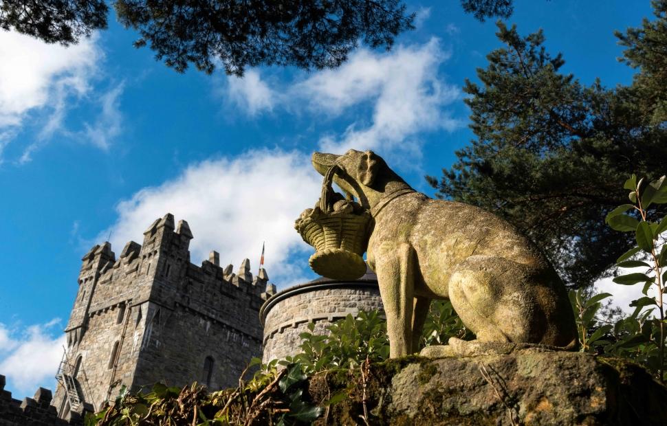 Parc National Glenveagh 2 - (c) OT Irlande� Tourism Ireland - Failte Ireland