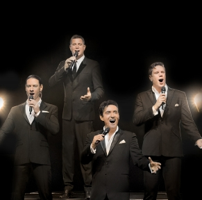 Il Divo à Forest National