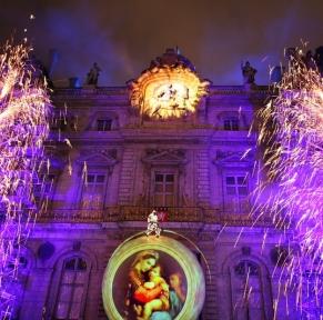 Fête des Lumières à Lyon & Secrets de Vienne
