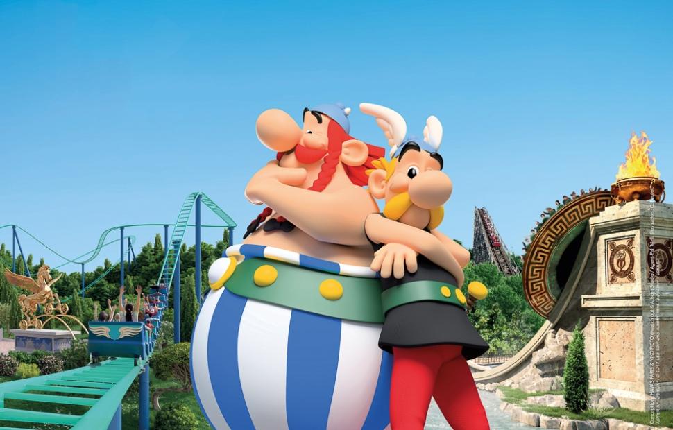 ��Parc Asterix RET