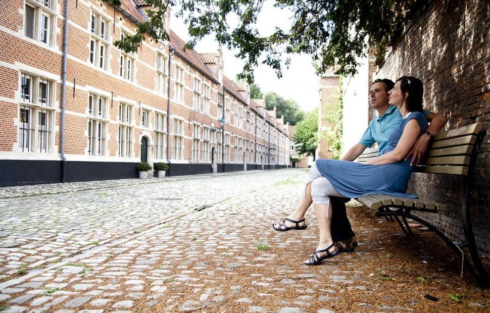 Beguinage Lier � Sofie Coreynen - VisitFlanders