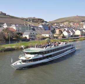 Croisière culinaire sur la Moselle Luxembourgeoise