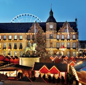 Marché de Noël à Düsseldorf