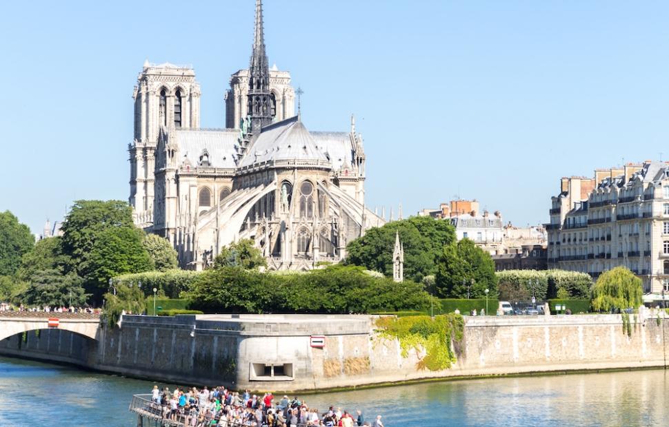 Croisi�re promenade (c) Bateaux parisiens