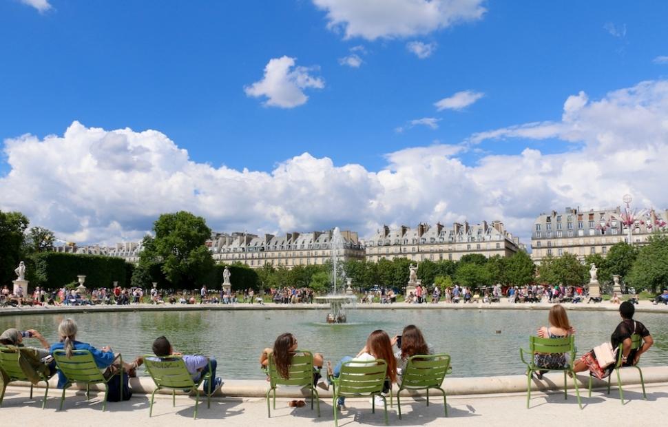Jardin des Tuileries � Paris Tourist Office - Photographe Sarah Sergent