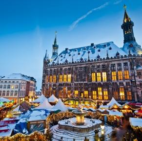 Marchés de Noël à Aix-la-Chapelle et Cologne
