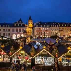 Marchés de Noël à Trèves et Bernkastel