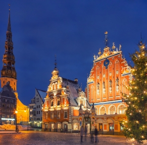Riga : la perle de Lettonie