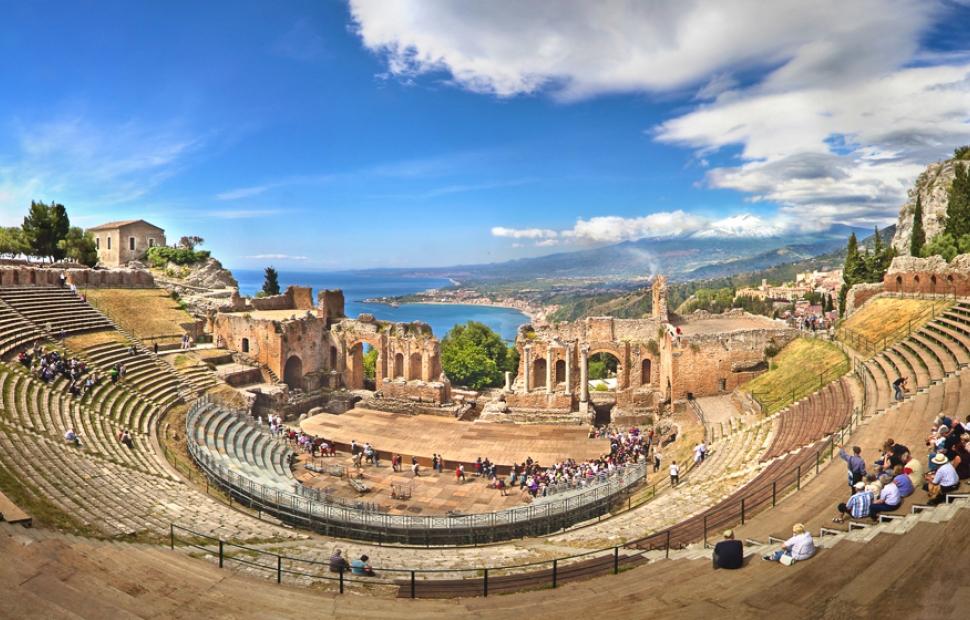 Taormine (c) Fotolia