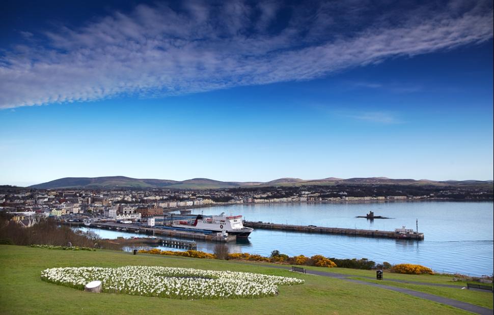 Douglas Bay (c) Visit Isle of Man