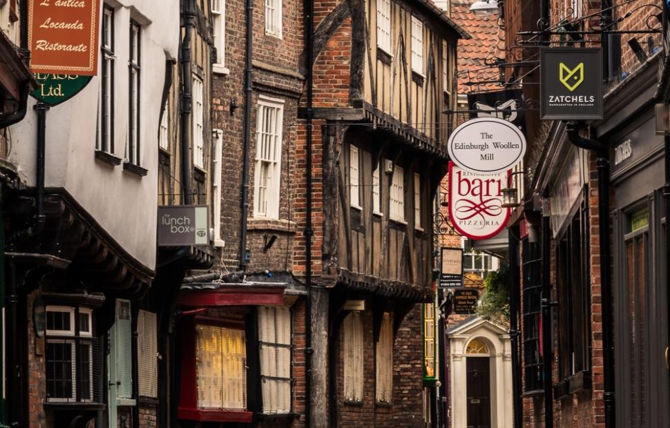 York, The Shambles (c) VisitEngland - Rich J Jones