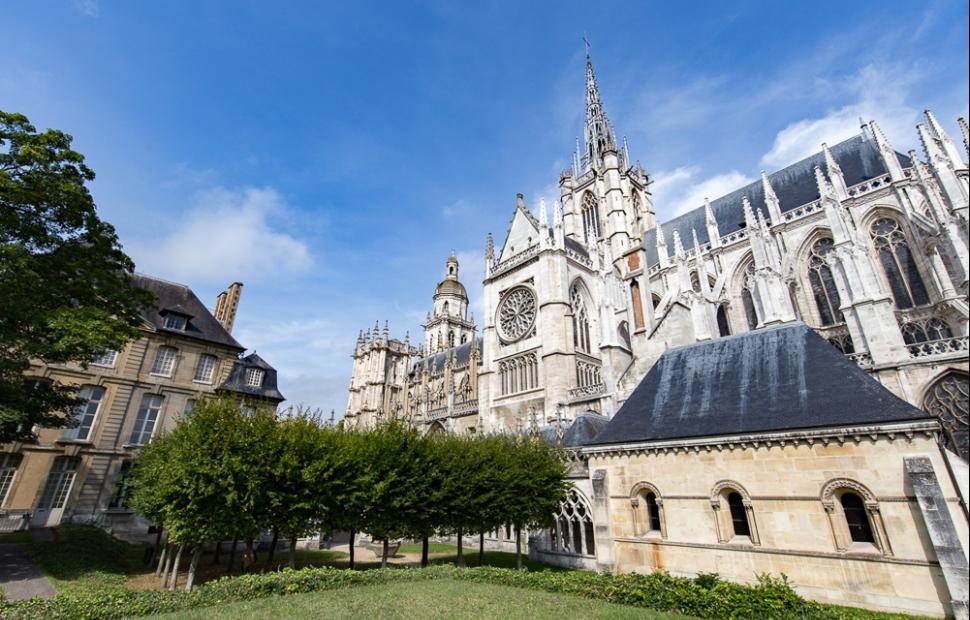 Cit� �piscopale d'Evreux � Evreux Normandie Tourisme