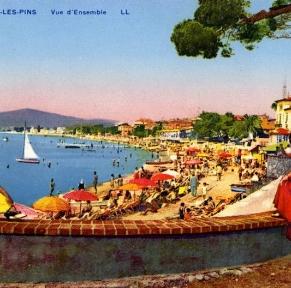 Juan-les-Pins & Antibes