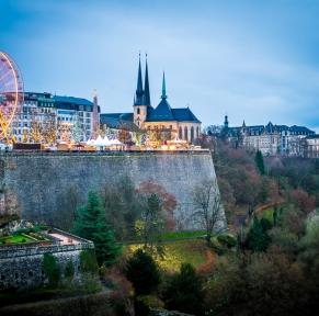Noël au Grand Duché de Luxembourg