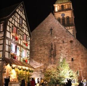 Noël enchanteur en Alsace