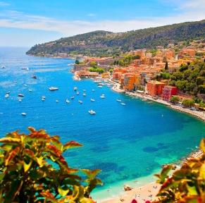 Douceur de la Méditerranée à Ste-Maxime