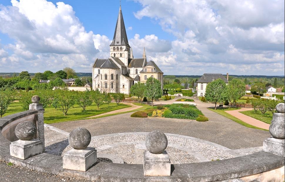 Abbaye Saint-Georges de Boscherville � Stephane_Maurice - CRT Normandie