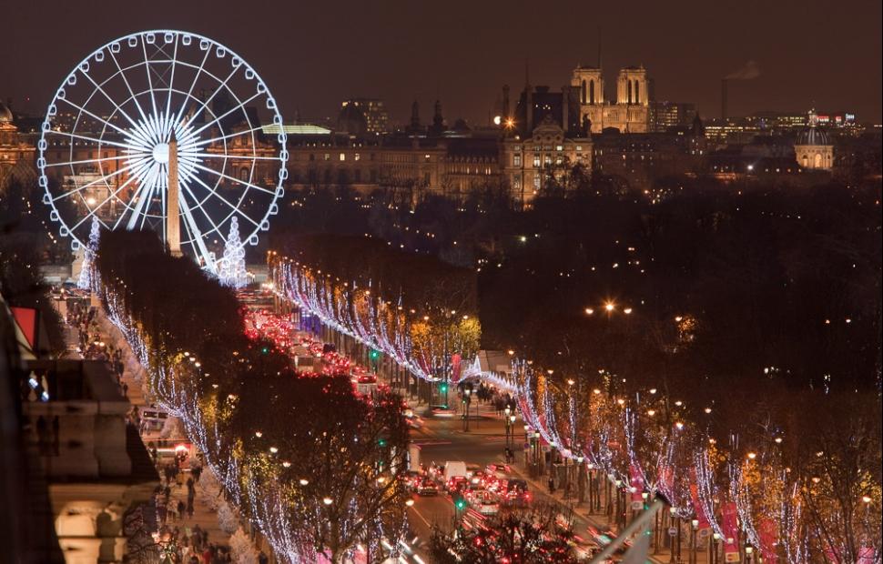 Paris, Champs Elys�es � Paris Tourist Office - Photographe Jacques Lebar