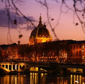 Nouvel An festif à Lyon
