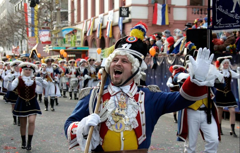 Carnaval Mayence 3 (c) Landeshauptstadts Mainz