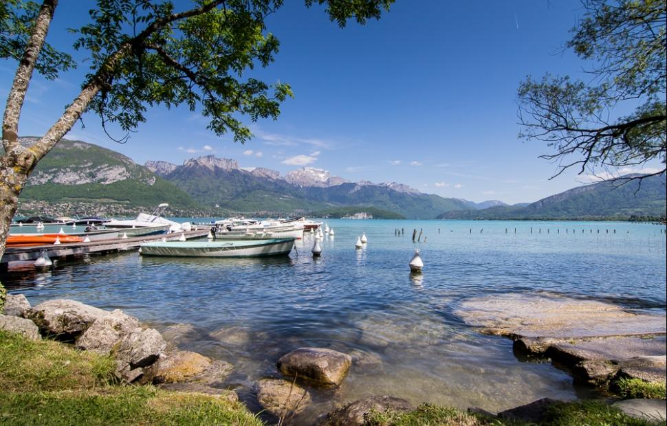 Lac Annecy (c) - SavoieMontBlanc-Bijasson