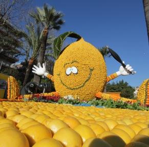 Carnaval à Nice et Menton