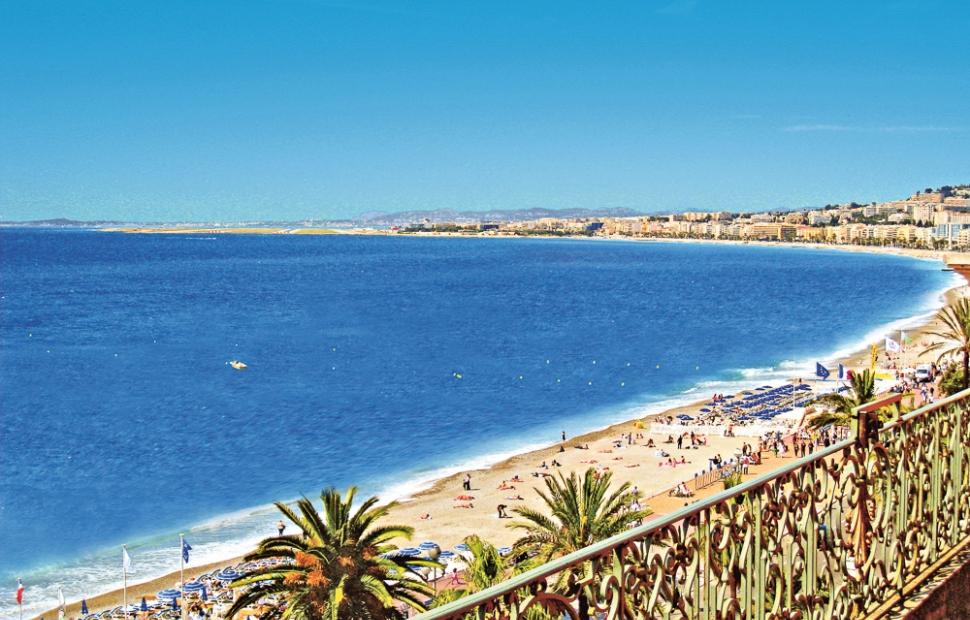 Nice, promenade des Anglais (c) VB008774