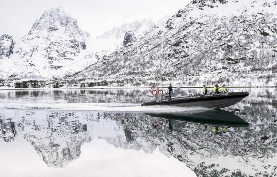 Croisi�re sur le N�r�yfjord (RIB boat) (c) Visit Norway