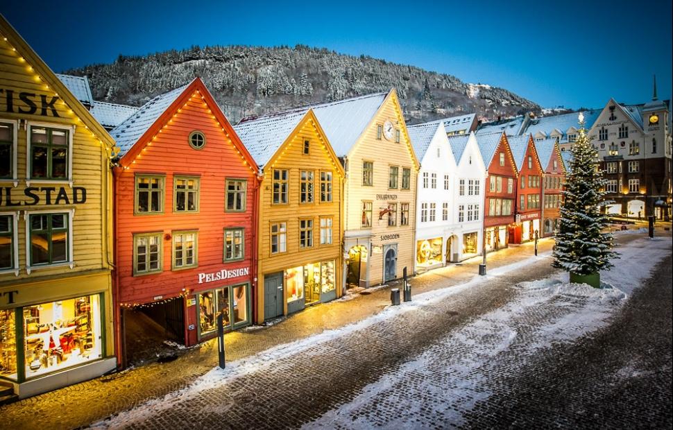 Bryggen (c) Visit Norway