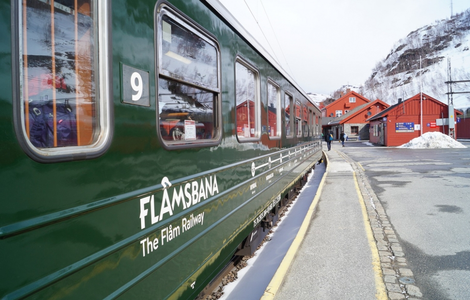 Flamsbana (c) Visit Norway