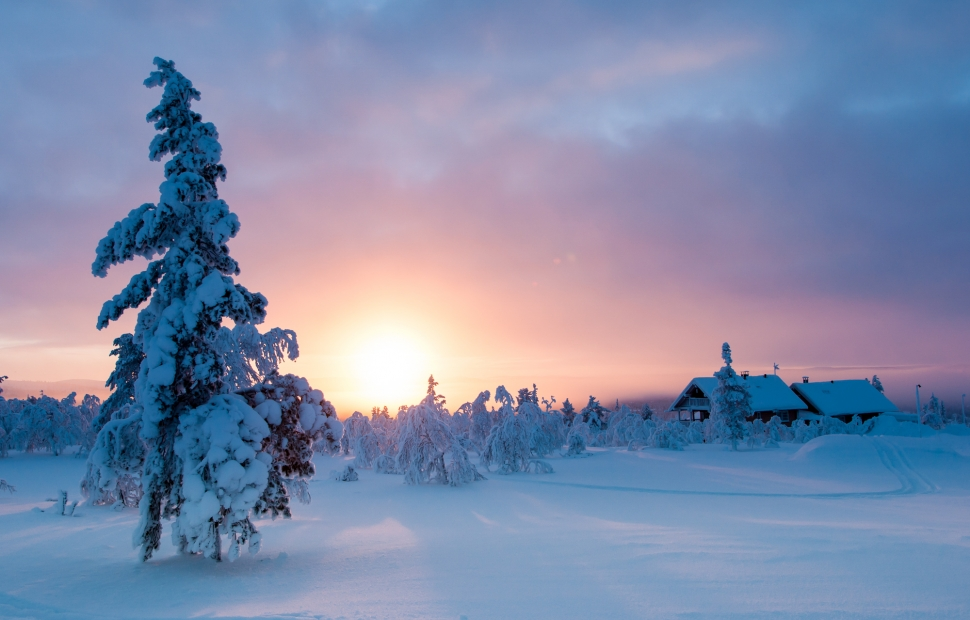 Finlande - Saariselka - Lapland - (c) visitfinland