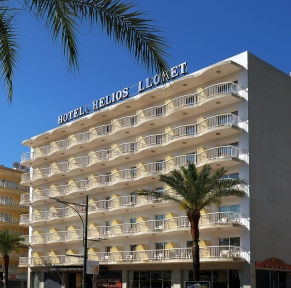 HOTEL HELIOS**** Lloret de Mar