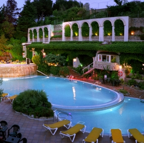 HOTEL GUITART GOLD CENTRAL PARK AQUA RESORT***/**** Lloret de Mar