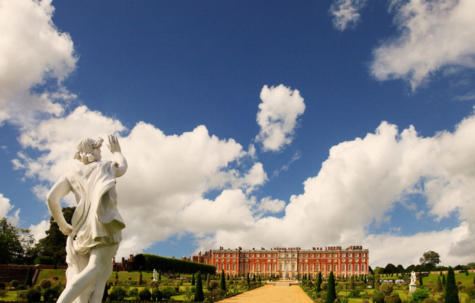 Hampton Court Palace �VisitEngland - HRP