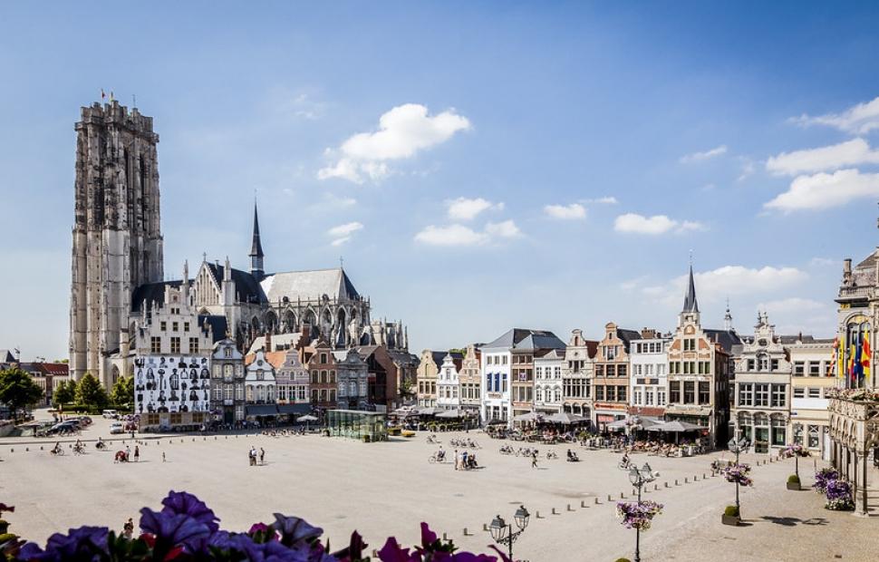 Grand Place (c) VisitFlanders