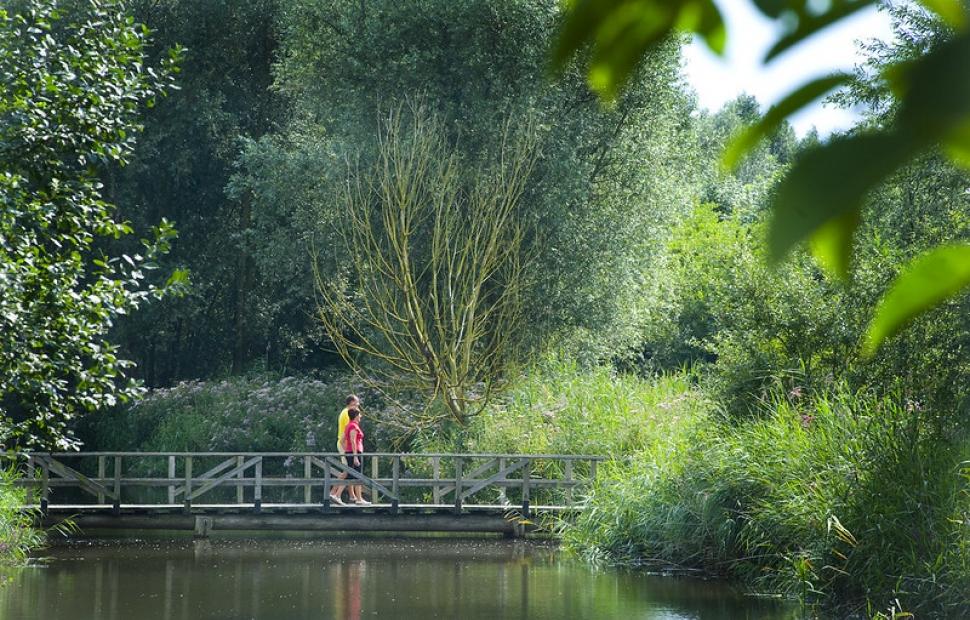 Dendermonde pont � VisitFlanders