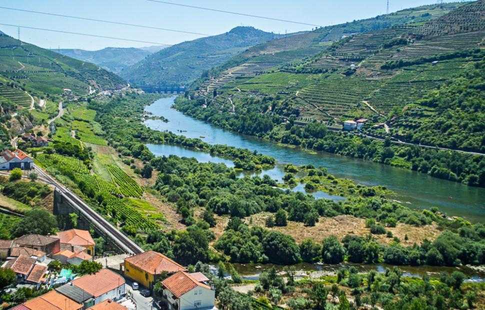 Vallée du Douro (c) Croisitek