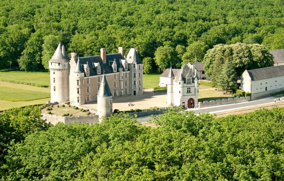 Château de Montpoupon (c) château de Montpoupon
