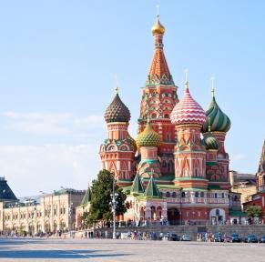 De Moscou à St-Pétersbourg