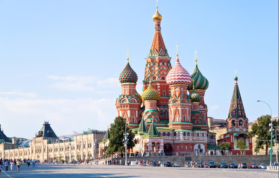 Moscou, le Kremlin � vvoe - Fotolia
