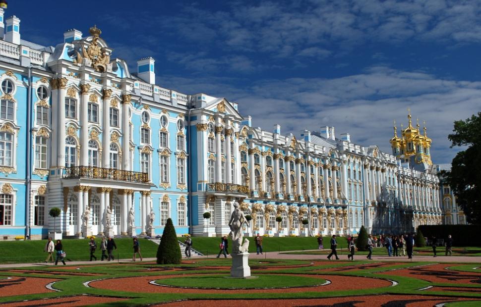 St-Pétersbourg, l'Ermitage � Yvann K - Fotolia