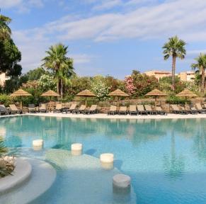 Côte d'Azur / Hôtel Club le Capet***