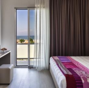 Riviera Adriatique / Hôtel Boemia***