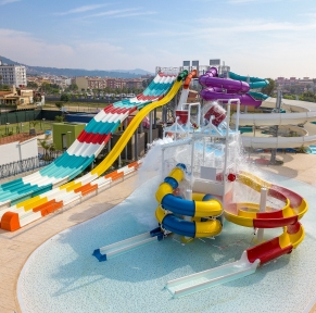 Costa Brava - Hotel Golden Taurus Aquapark Resort ****