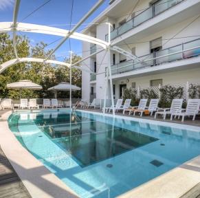 Riviera Adriatique - Hôtel Boemia ****