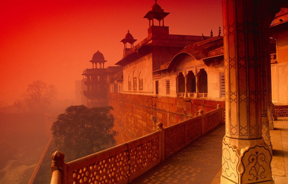 Fort d'Agra - (c) OT Inde Incredible India