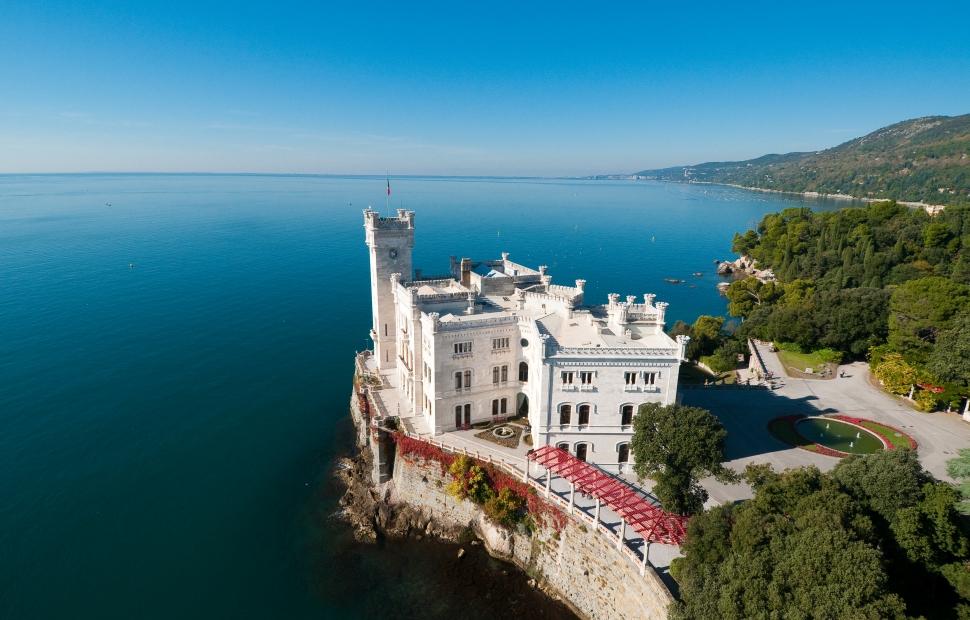 Trieste, ch�teau de Miramare (c) PromoTurismoFVG_Ph_Marco Milani