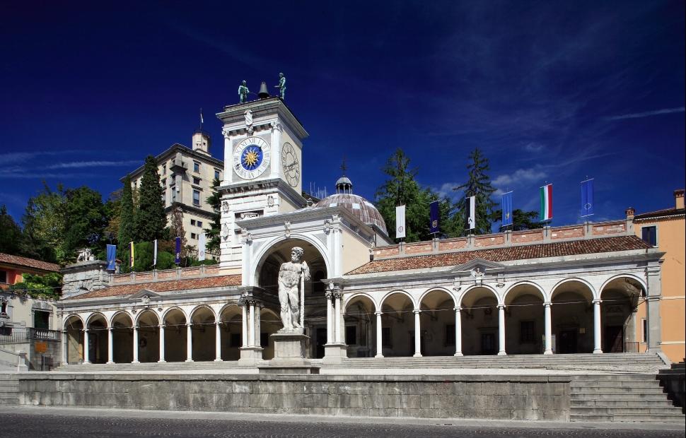 Udine, Piazza_della_Libert� (c) Archivio_PromoTurismoFVG_Ph_Luigi_Vitale (POR FESR 2007-2013)