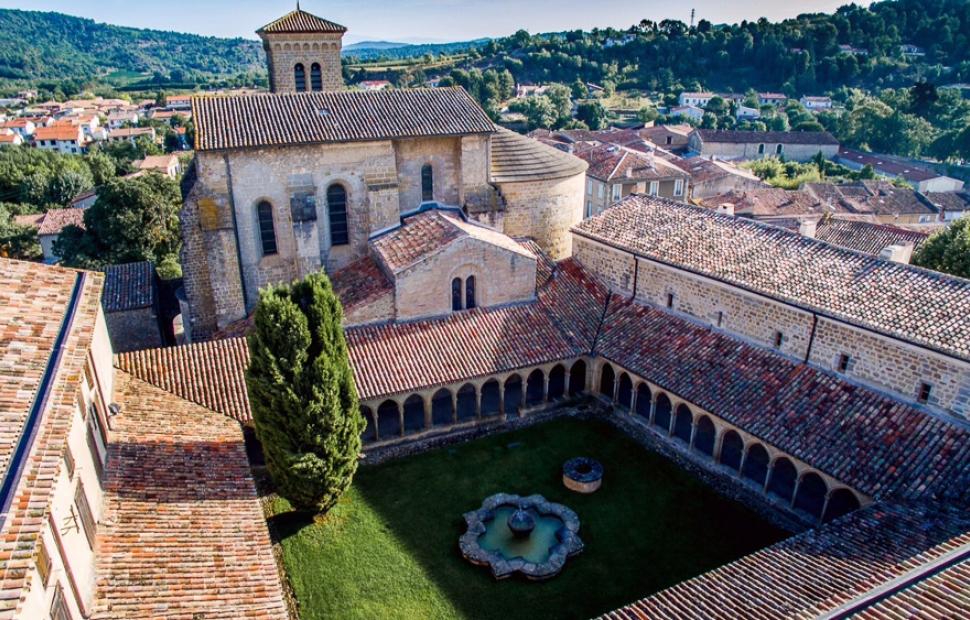 Abbaye de St-Hilaire