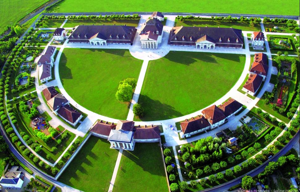 Arc-et-S�nan � CRT  Bourgogne-Franche-Comt�  Saline Royale  - damien lachas / damienlachas.com
